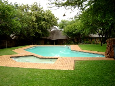 Kwamahla Lodge Conference Centre and Game Farm in the North West Province, South Africa